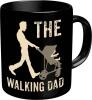 Tasse mit Fun Spruch: THE WALKING DAD