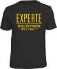 T-Shirt EXPERTE IN ALLEN FRAGEN