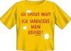 T-Shirt Baby SPUCKE REVIER