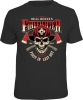 Fun Shirt REAL HEROES FIREFIGHTER Feuerwehr