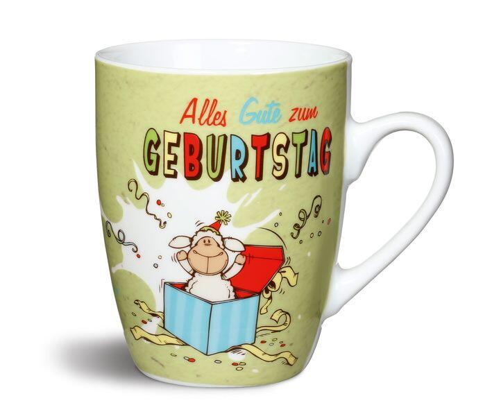 Nici Tasse Alles Gute Zum Geburtstag Kaffeebecher Geschenk Huslage24