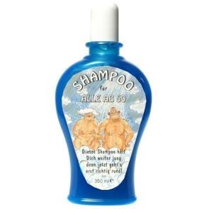 Shampoo Fur Alle Ab 50 Geburtstag Scherzartikel Geschenk 350 Ml