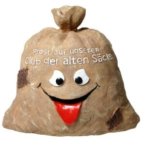 Spardose Alter Sack Huslage24