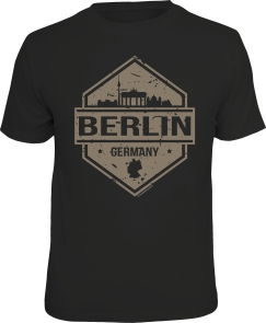 T-Shirt GERMANY BERLIN Deutschland BRD