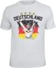 T-Shirt  Deutschland Fan