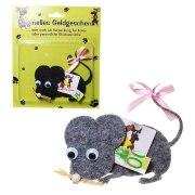 Geldgeschenk Maus Geschenkverpackung Geburtstag Geld