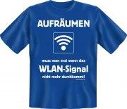 T-Shirt AUFRÄUMEN