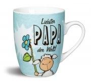 Nici Tasse LIEBSTER PAPA DER WELT Kaffeebecher Vater Geschenk