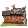 Spardose Ein paar Mäuse für′s neue Heim Sparbüchse  Umzug