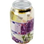 Spardose Euro Dose Euronoten Sparbüchse Geldgeschenk
