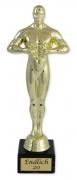 Goldene Statue ENDLICH 20, Gold Geschenkstatue Geschenk Geburtstag Trophäe
