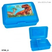 Dino World Brotdose Depesche Box Brotzeit Lunch Brotbox