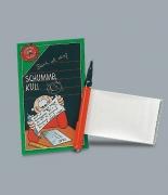 Schummel-Kuli, Spick-Kuli, Kugelschreiber zum Schummeln als Scherzartikel