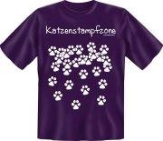 T-Shirt KATZENSTAMPFZONE