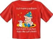 T-Shirt Baby ICH KANN ZAUBERN
