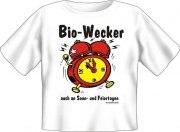 T-Shirt Baby BIO WECKER