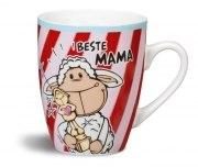 Nici Tasse BESTE MAMA DER WELT Kaffeebecher Mutter Geschenk