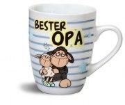 Nici Tasse BESTER OPA DER WELT Kaffeebecher Grossvater Geschenk