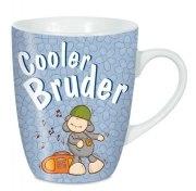 Nici Tasse COOLER BRUDER Kaffeebecher Geschenk