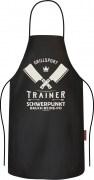 Grillschürze Grillsport Trainer