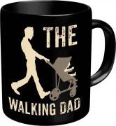 Tasse mit Fun Spruch: THE WALKING DAD