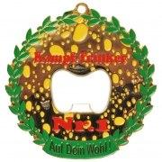 Orden Medaille mit Öffner Kampf Trinker Nr. 1