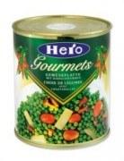 Dosenversteck Hero Gourmets - Gemüseplatte