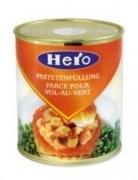 Dosenversteck Hero Gourmets - Pastetenfüllung