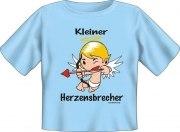 T-Shirt Baby KLEINER HERZENSBRECHER