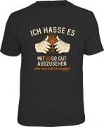 T-Shirt ICH HASSE ES MIT 50 SO GUT AUSZUSEHEN