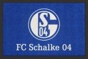 Fussmatte SCHALKE 04 Logo