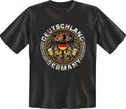 T-Shirt Deutschland GERMANY Adler