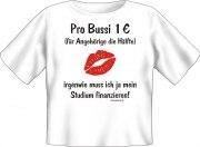 T-Shirt Baby BUSSI KUSS 1 EURO