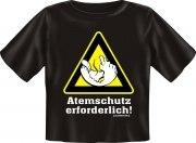 T-Shirt Baby ATEMSCHUTZ ERFORDERLICH