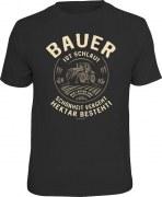 T-Shirt BAUER IST SCHLAU