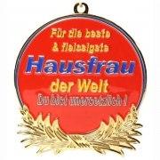 Orden Medaille beste Hausfrau der Welt Geschenk