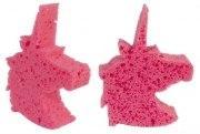 Schwamm Einhorn pink waschen Figurenschwamm Reinigungsschwamm